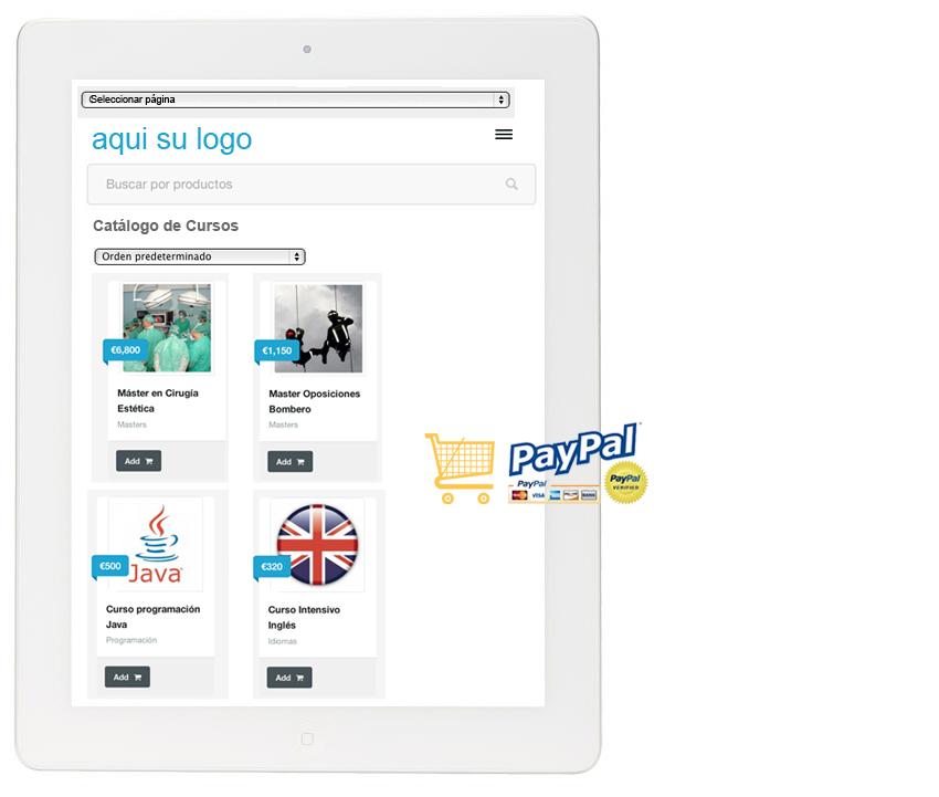 Accesibilidad desde tabletas y teléfonos IOS y Android