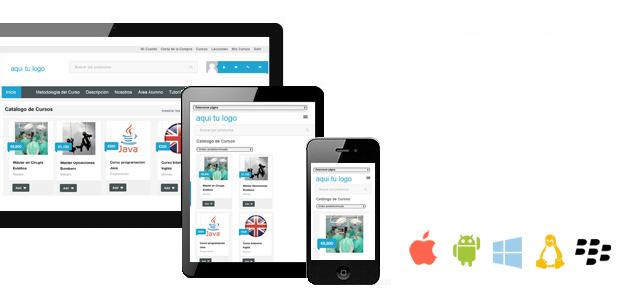 smartphone Accesibilidad desde Windows, MacOs, Linux y dispositivos IOS y Android